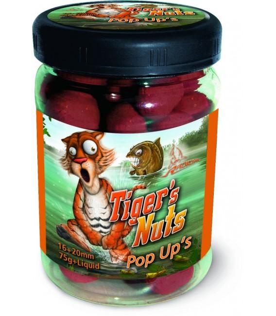 (5,32€/100g) Radical Tiger's Nuts Pop Ups Ø16mm,Ø20mm 75g