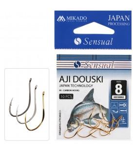 Mikado Haken SENSUAL - AJI DOUSKI W/RING