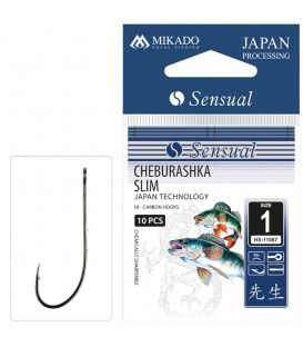 Mikado HAKEN - SENSUAL - CHEBURASHKA SLIM