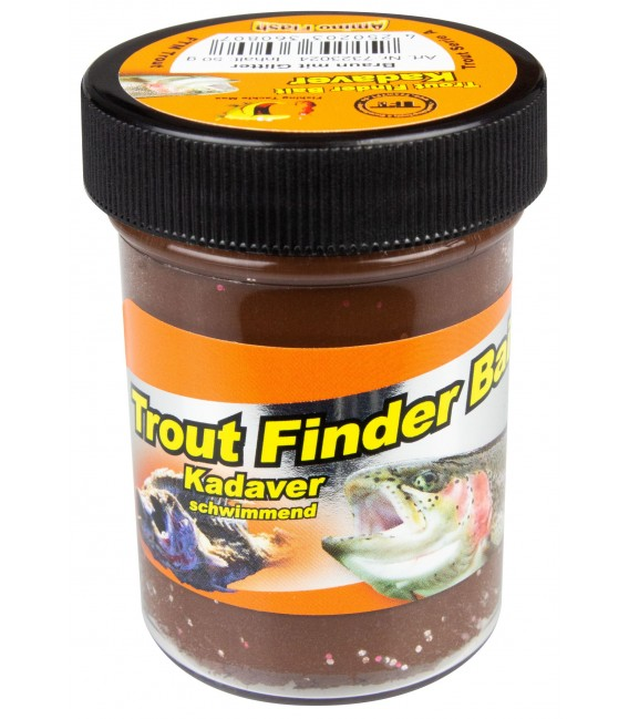 FTM Forellenteig Trout Finder Bait Schwimmend 50g Alle Sorten