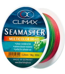 Climax Seamaster Multicolor Braid Meterware von Grosspule