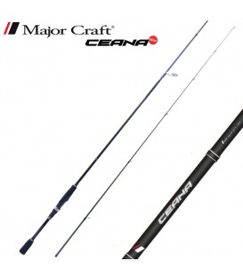 Major Craft Ceana CNS-752M/F Spinnrute