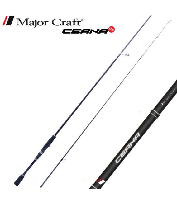 Major Craft Ceana CNS-822X Spinnrute