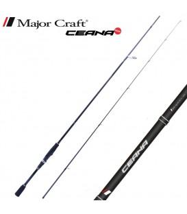 Major Craft Ceana CNS-862H Spinnrute