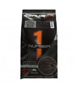 Genlog Number One Futtersortiment zum Sonderpreis -10%  5 Sorten je 1kg