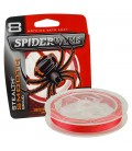 SpiderWire Stealth Smooth Code Red Meterware von Großspule