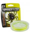 SpiderWire Stealth Smooth  Hi-Vis Yellow  Meterware von Großspule Preis pro Meter