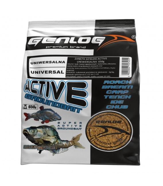 Genlog Active Groundbait Grundfutter 0,65kg