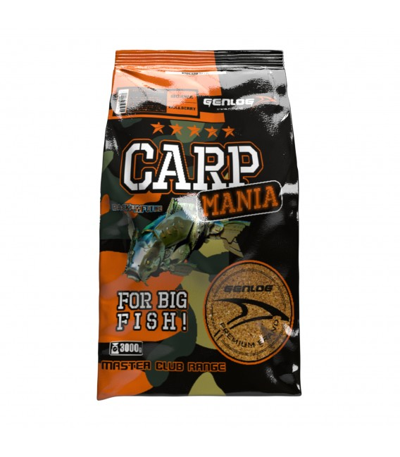 Genlog Carp Mania Fertigfutter 3Kg
