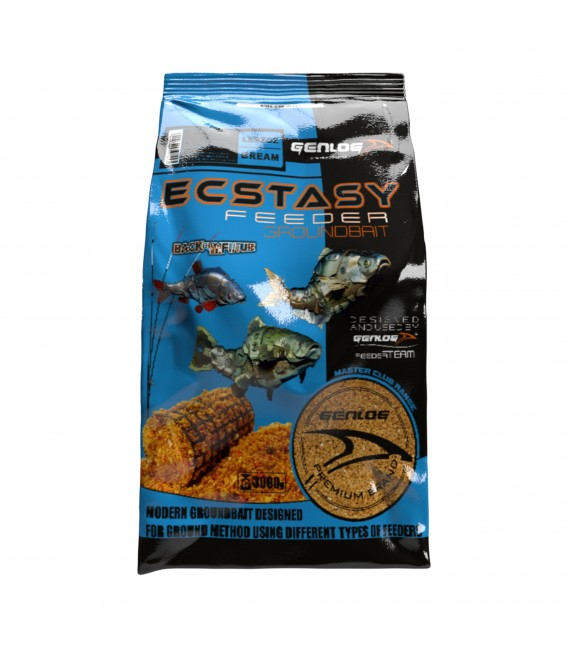 Genlog Feeder Ectasy Fertigfutter 3kg