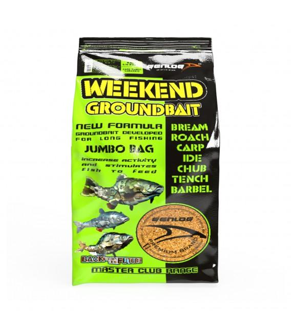 Genlog Groundbait Weekend 5kg